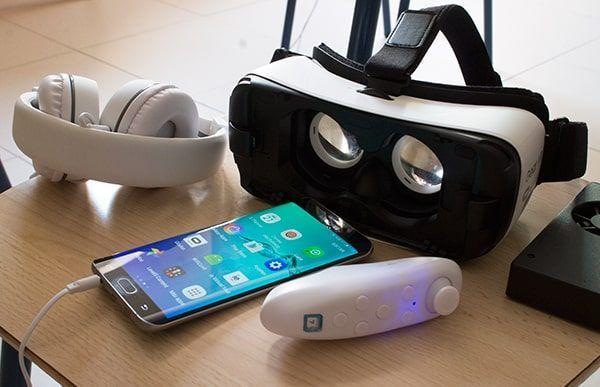 Hardware El Gran Reto VR