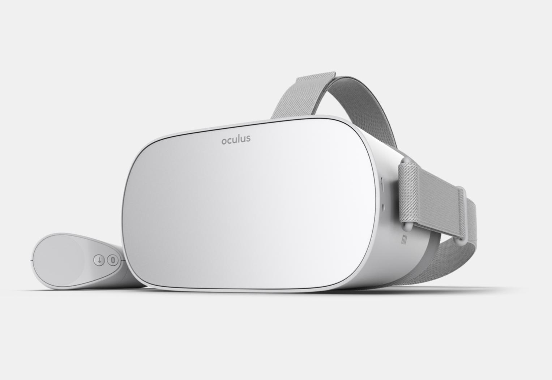 Hardware Oculus Go